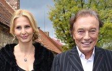 Umíněná Ivana Gottová: Karle, chci taky druhou svatbu!