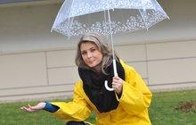 Prší a prší! Jak nepodléhat deštivé depresi