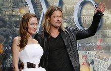 Fanoušci hltali její nová ňadra: Angelina si polepšila!