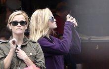 Reese Witherspoon se svou krásnou ratolestí Avou: Máma s dcerou, nebo sestry?