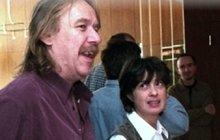 Písničkář Nohavica: První foto jeho ženy! Proč ji léta skrývá?