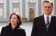 Žalobci:  Nagyová jede v korupci! ...i ve šmírování Nečasovy ženy