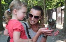 Svobodová a Bendová vybírají dětem smrtící mazlíčky: Had nebo tarantule!