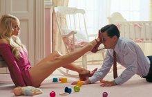 Leonardo DiCaprio natáčí další trhák: Chlípný vlk z Wall Street!