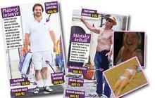 Do Česka dorazily italské módní trendy: Plavky naruby, ponožky v sandálcích a triko za pasem!