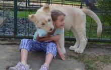 Lví kluk Tamu zvaný Pecivál: Jenom na chviličku...si položím hlavičku!