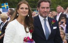 Inspirace z Británie: Švédská princezna chce taky rodit!