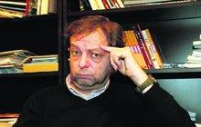 Milan Šteindler šokuje: Mám sepsanou závěť!