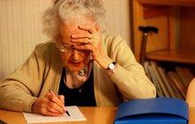 10 signálů, že máte alzheimera!