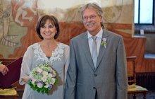 Tajná svatba Veroniky Freimanové: Všechno bylo trochu jinak!