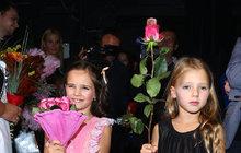 Gottovic princezny jako hollywoodské celebrity: Mají speciální zacházení!