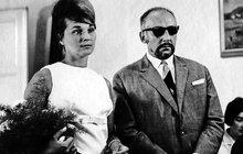 Tajná svatba Miloše Kopeckého (†73): Místo oznámení poslal telegram!