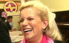 Šok: Namol zpitá Krampolová se chtěla vetřít do Vily!