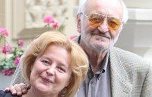 Vysmátí Lasica sVášáryovou: Dokonale utajili svatbu!