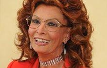 Italská sexbomba očištěna po 39 letech: Sophia Loren nic neukradla!