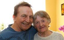 Slavný mim Čejka (77): V domově důchodců našel novou lásku!
