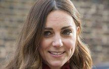 Vévodkyně Kate naštvala Anglii! Co ta holka provedla?