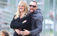 Trenér topmodelky Heidi Klum tvrdí: Čeká dítě s bodyguardem!