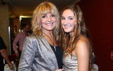 Věra Martinová ukázala krásnou dceru: Věřili byste, že je mezi nimi 26 let rozdíl?