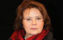 Vážná situace: Libuše Šafránková (61) půjde pod kudlu. Má mít plicní nádor!