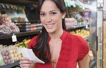 Potraviny v Česku zdražují až o 8 procent! Rady Aha! jak se předzásobit