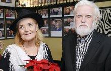 Herečka Gabriela Vránová (74): Promluvila o rozvodu!