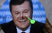 Ukrajinu trápí jediná věc: Hledá se Janukovyč!