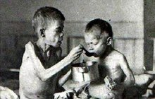 Proč Kyjev nenávidí Moskvu? Rusové zabili 8 milionů Ukrajinců hladem!