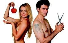 Jirešová o nahých fotkách sPodhůrským: Doufám, že je nikdo nebude šířit!