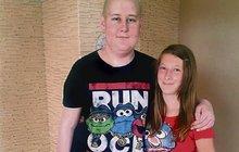 Míšovi (16) před dvěma lety onemocněl leukemií: Chemoterapie mu ničí kosti!