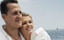 Schumacher vyrazil na dovču: Opalovačka na ostrově
