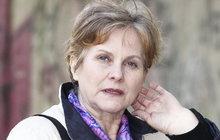 Hvězda 70. let Marta Vančurová (67): Sedí mi smrtka na krku!