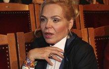 Dagmar Havlová nedorazila na natáčení! Kvůli vážné nemoci?