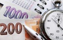 Minimální mzda se zvyšuje: Od ledna jde na 9000 Kč!