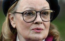 Smutné odcházení Brejchové: Její stav se zhoršil!