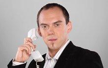 Kuchtík Hruška se musí spokojit s drobnými: Televize ho odstřihla od milionů!