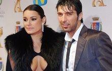 Šeredová má úroveň: Zmatený Buffon nechápe a děkuje!