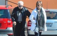 Herec Luděk Munzar (81) usíná v krutých bolestech! Myslí už na smrt?!