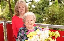 Pilarová píše 100-leté mamince: Za co děkuje nejvíc, překvapí!