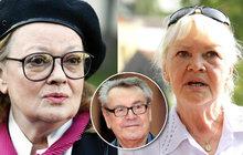 Zesnulý režisér Miloš Forman (†86): Sestry Brejchovy, jeho dvě osudové ženy! Jak je dohnal k nenávisti