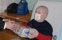 Nemocnému chlapci pomáhají kaskadéři: Honzíkovi (8) s rakovinou vzali peníze!