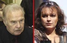 Bára Munzarová: Strach o tatínka Luďka (81)! Jde o zdraví…
