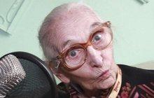 Zemřela babka Kropáčková z Kameňáku Anna Vejvodová (†88): V den, kdy se mohla vidět v televizi!