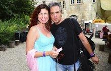 Slávek Boura se stím nemaže: Kexmanželce Mayerové přivedl svou milenku!