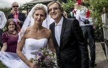 Zpěvák Žbirka: Tajná svatba!