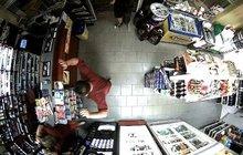 Student (19) se inspiroval seriálem Malý pitaval: Přepadl benzínku, třikrát za sebou!