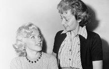Idol mužů Marilyn Monroe: Měla lesbickou aféru!
