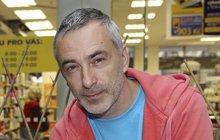 Herec Petr Vacek (49) doplatil na 11 let starou chybu! Do konce života bude trpět