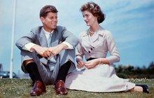 Statečná prezidentská vdova Jackie Kennedyová: Kdeže! Pila a chtěla spáchat sebevraždu!
