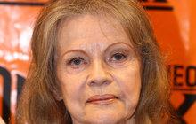 Strach z nejhoršího! Eva Pilarová (76): Já bych tady ještě ráda nějaký čas byla...